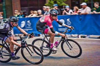 The USA Cycling Collegiate Road National Championships, held May 2-4, 2014, brings roughly 400 athletes from 115 colleges and universities to Richmond.