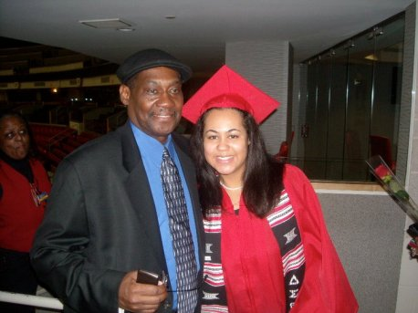 Graduation photo of Stephanie