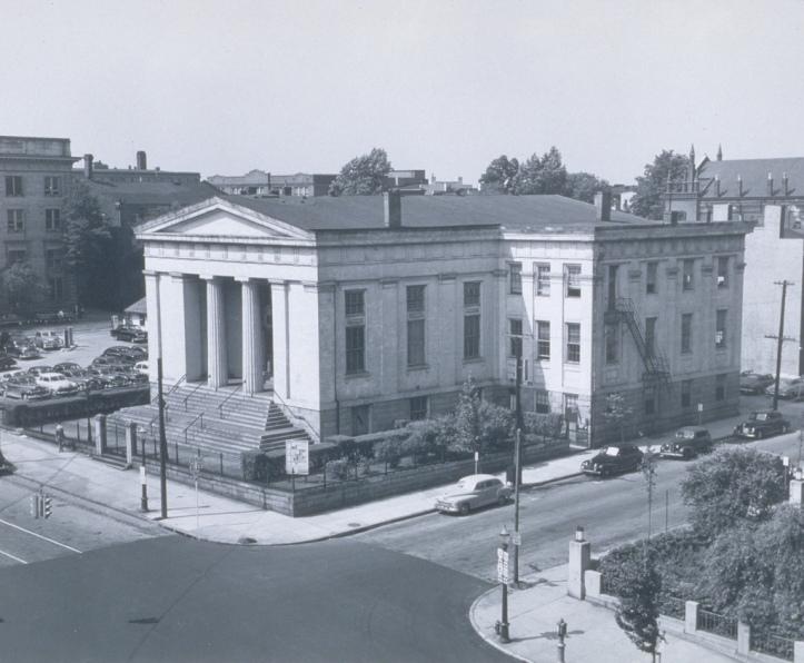 hunton-front-history
