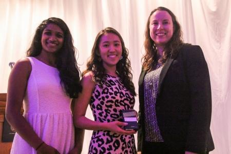 Student Organization Award recipient