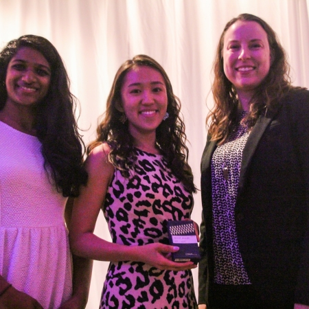 Student Organization Award recipient