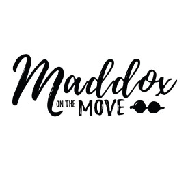 Maddox on the Move - Square