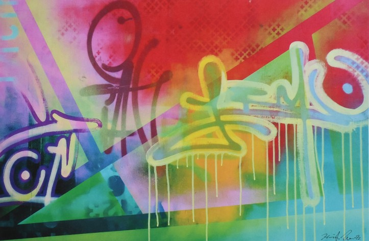 Werth Multicolor Painting