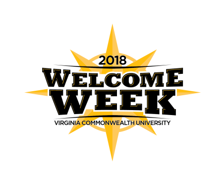 VCU Welcome Week 2018 Logo
