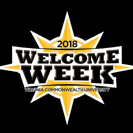 VCU Welcome Week 2018 Logo