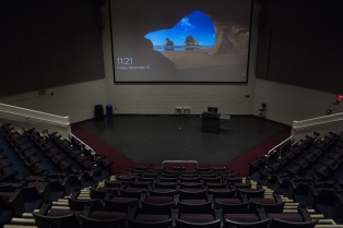 Commons Theater prior to renovation