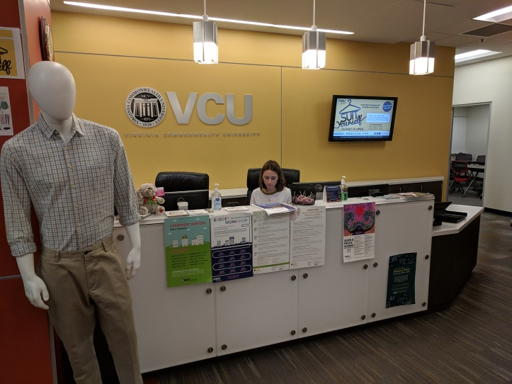 VCUCareer Services Student Employee